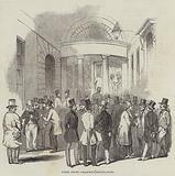 Capel Court, Railway Speculators