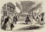 Her Majesty's Departure from the Great Northern Railway Terminus, at King's-Cross