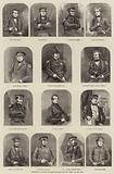 Portraits of Captain Sir John Franklin, and his Crew