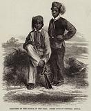 Discovery of the Source of the Nile, Negro Boys of Central Africa