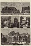 Paris Demolitions, Transformation of the Temple