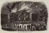 Burning of the Jersey Theatre