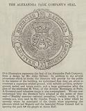 The Alexandra Park Company's Seal