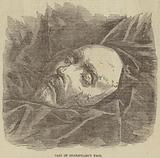 Cast of Shakespeare's Face