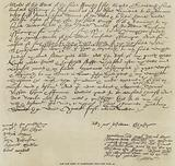 The Last Sheet of Shakespeare's Will