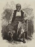 King Thackembau, of the Feejee Islands