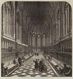 The New Chapel of St John's College, Cambridge