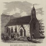 Holy Trinity Church, Wildbad, Wurtemberg