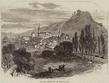The War, Forbach, on the French Frontier