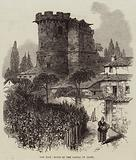 The War, Ruins of the Castle of Ligny