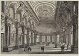 The New Hall of the Drapers' Company, Throgmorton-Street