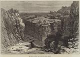 The Modoc Indian War, the Lava Beds, Oregon