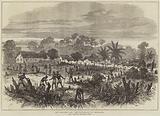The Ashantee War, the Battle-Field of Abrakrampa