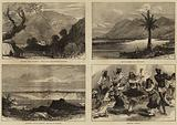 Sketches from Palestine