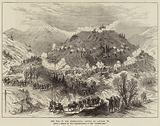 The War in the Herzegovina, Battle of 20 January