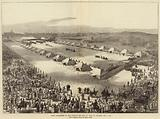Grand Encampment of the Order of the Star of India at Calcutta, 1 January 1876