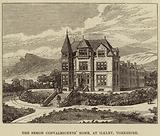The Semon Convalescents' Home, at Ilkley, Yorkshire