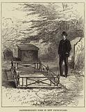 Gainsborough's Tomb in Kew Churchyard
