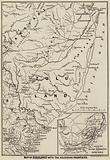 Map of Zululand with the Adjoining Frontiers