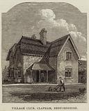 Village Club, Clapham, Bedfordshire