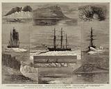 Arctic Exploration by Mr Leigh Smith's Yacht in the Franz Joseph Archipelago, Siberian Ocean