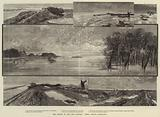 The Floods in the Fen Country, Views around Crowland