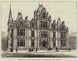 Westminster Townhall, opened by the Duke of Buccleuch, High Steward