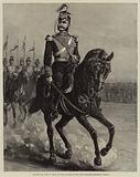 Alfonso XII, King of Spain, in the Uniform of the 15th Schleswig-Holstein Uhlans