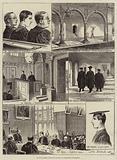 Prince Albert Victor of Wales at Cambridge University
