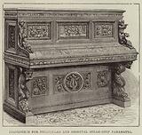 Pianoforte for Peninsular and Oriental Steam-Ship Paramatta