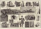 Sketches of the Tower of London