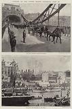 Opening of the Tower Bridge, Saturday, 30 June