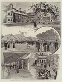 """""""Country Fair and Market"""" at Streatham for the British Home for Incurables, 3 July to 5 July"""