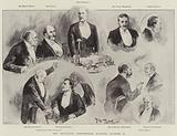 The Balaclava Anniversary Banquet, 25 October