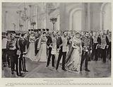 The Wedding of Nicholas II, Czar of Russia