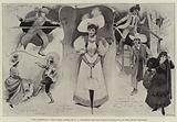 """""""The Chieftain,"""" New Comic Opera by FC Burnard and Sir Arthur Sullivan, at the Savoy Theatre"""