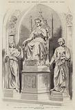 Marble Group in the Prince's Chamber, House of Lords