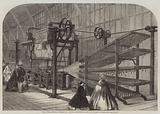 The International Exhibition, Messers Henderson and Company's Carpet Power-Loom