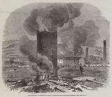 The Explosion on Wednesday Week at Edmund's Main Colliery, Barnsley