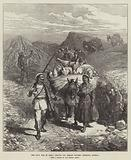 The Civil War in Spain, Rations for Carlist Soldiers defending Estella