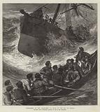 Foundering of the Steam-Ship La Plata in the Bay of Biscay