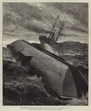 Abandonment of Cleopatra's Needle in the Bay of Biscay, at Daybreak, 15 October