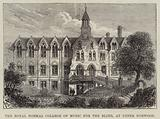 The Royal Normal College of Music for the Blind, at Upper Norwood