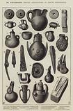 Dr Schliemann's Trojan Antiquities at South Kensington