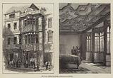 Sir Paul Pindar's House, Bishopsgate-Street