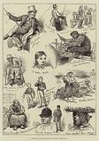 Sketches of Irish Character in Dublin