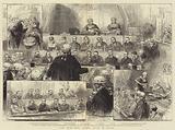 The Irish Land League Trials in Dublin