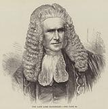 The late Lord Hatherley