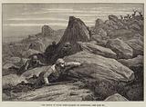 The Prince of Wales Deer-Stalking on Lochnagar