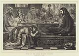 Jesus at the House of the Pharisee
